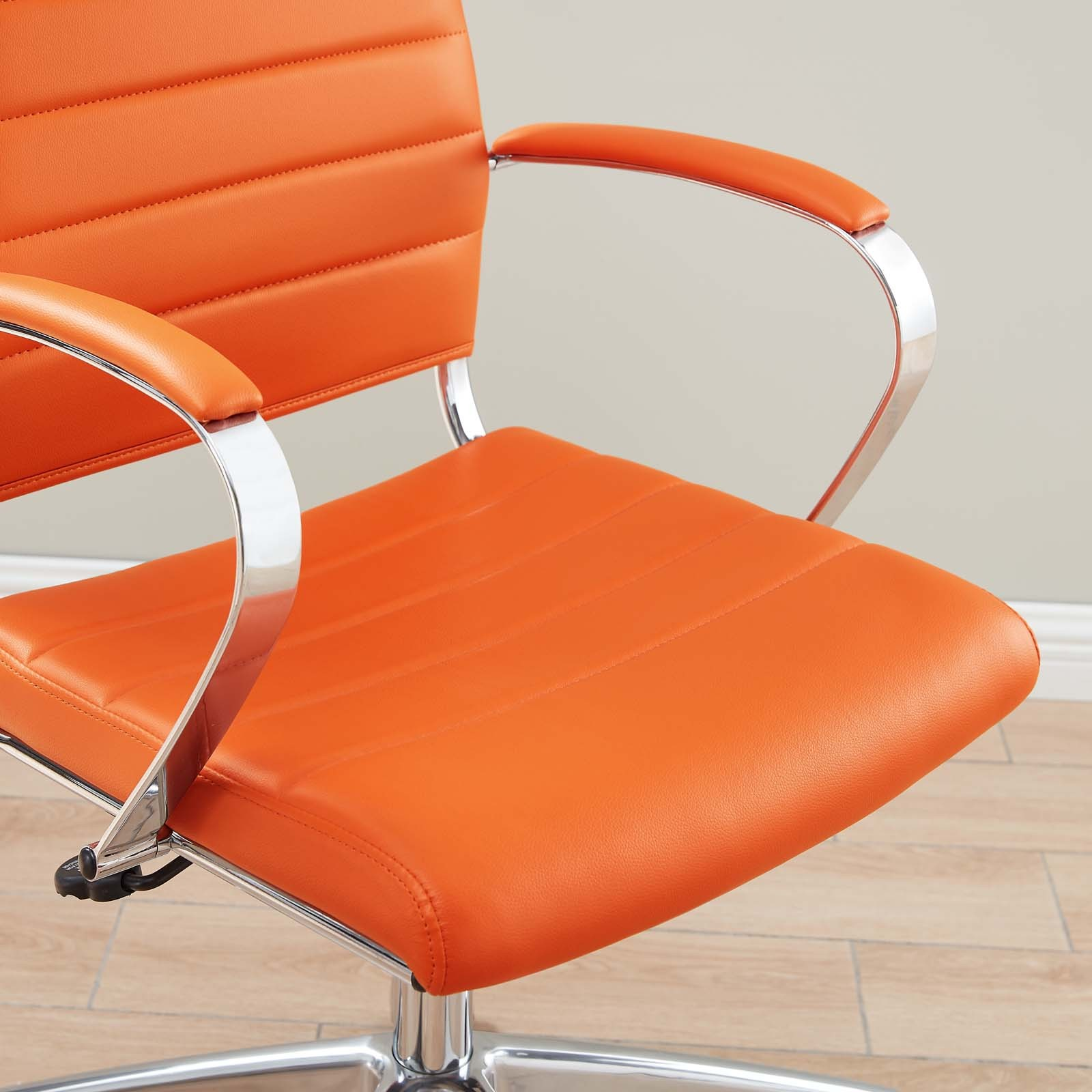 Picture of: Jive Highback Office Chair Orange New York S Best Furniture Store