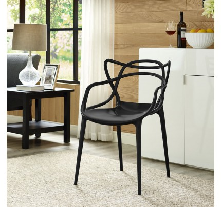 Nest Dining Chair - Black