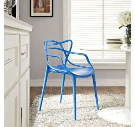 Nest Dining Chair - Blue
