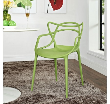 Nest Dining Chair - Green