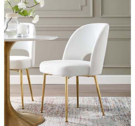 Rouse Dining Room Side Chair - White